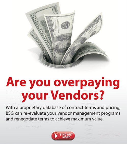 Vendor Contract Pricing Compliance Review – Vendor Contract